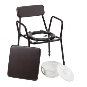Stacking Commode Toilet
