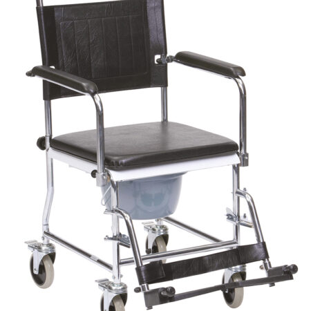 Glideabout Wheeled Commode