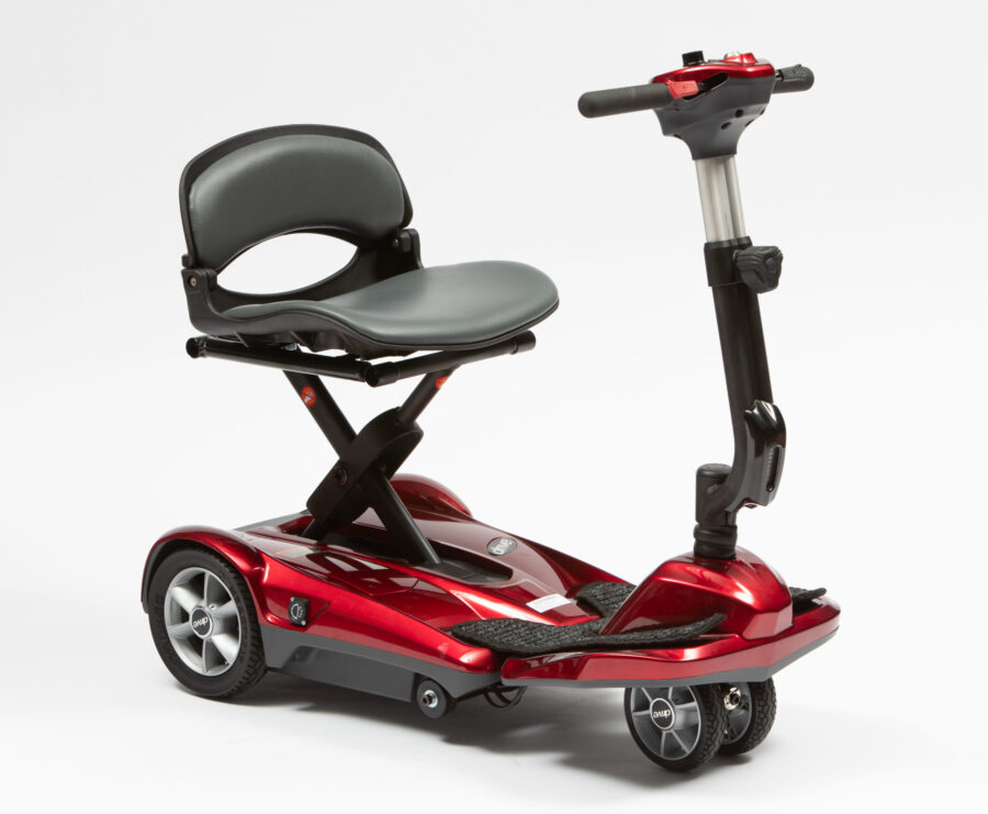 The Drive Auto Fold Scooter