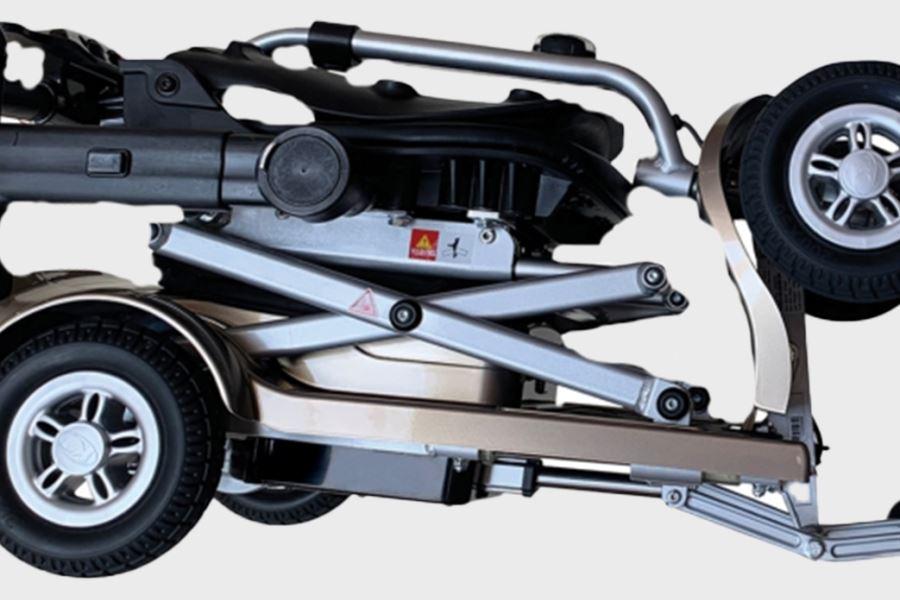 Kymco K-Lite Auto Fold